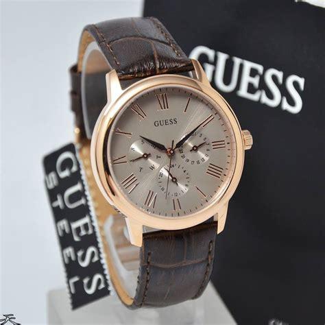 jual jam tangan guess pria original wg  lapak