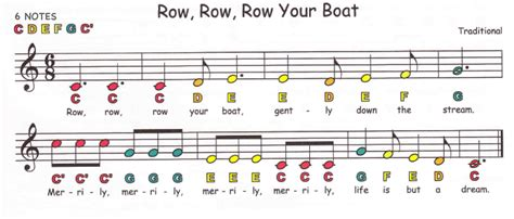 row your boat piano numbers mr q s music keyboard mr q s music