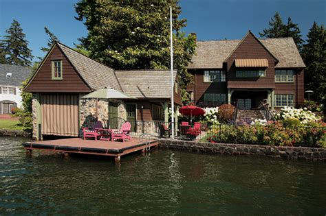 boat houses portland oregon boat houses and docks traditional garage portland by mcm construction inc