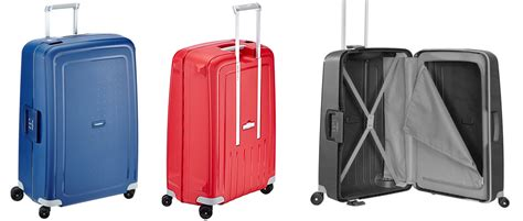 samsonite cabin luggage lightweight top 5 best shell suitcases 2017 large and
