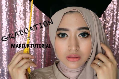 Make Up Wisuda Wardah one brand makeup tutorial wardah graduation makeup
