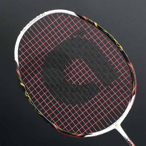 Apacs Tweet 8000 International Badminton Racket Free String And Grip apacs tweet 8000 central sports
