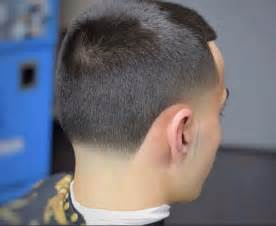 how to taper hair step by step men sharp line haircuts with taper fade step by step