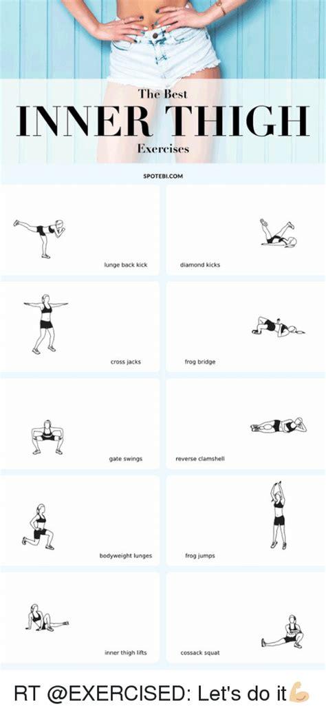 25 best memes about inner thigh exercises inner thigh