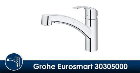 Robinet Eurosmart Grohe by Grohe Eurosmart 30305000 Test Avis Mitigeur 233 Vier