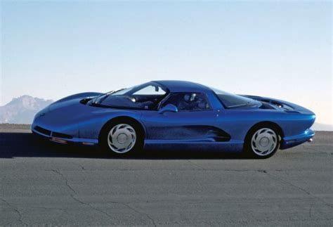 chevrolet supercar 1990 chevrolet corvette cerv iii supercars index