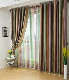 curtains for rooms free shipping european style window curtains stripes for