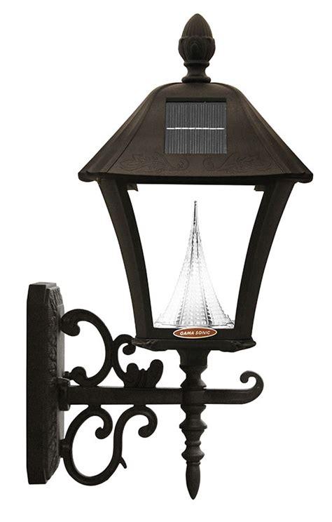 solar outdoor light fixtures baytown solar outdoor led light fixture