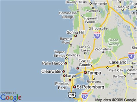 where is new port richey florida on florida map new port richey fl pictures posters news and on