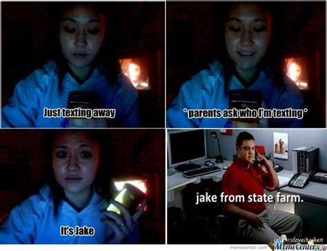 Jake From State Farm Memes - jake from statefarm by aittouk meme center