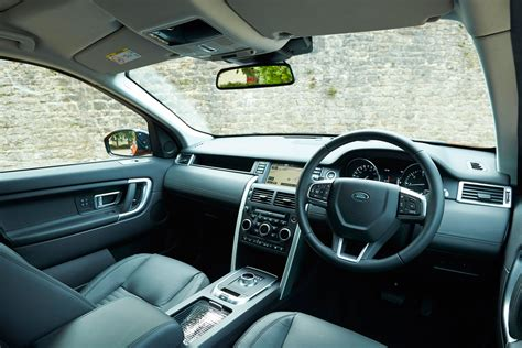 car upholstery uk land rover discovery sport ingenium 2 0 review pictures
