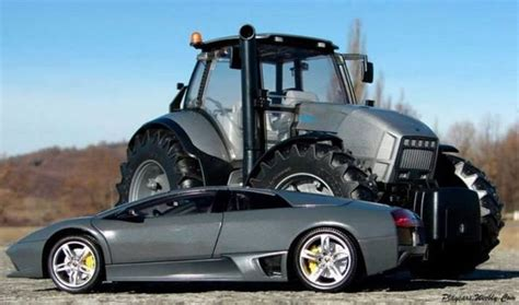 first lamborghini tractor 10 facts you didn t know about lamborghini wealth cars