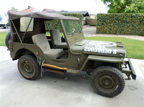 1952 Willys Jeep Willys Jeep 1952 Catawiki