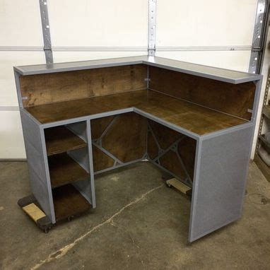 register desk for sale crafted small shop reception desk point of sale