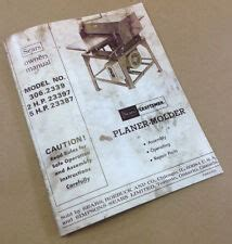 Planer Parts Ebay