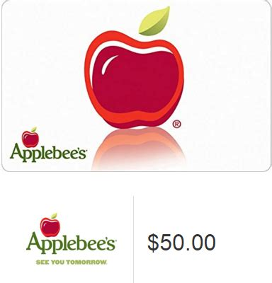 Where Can I Use Applebees Gift Card - get 50 in applebee s gift card for 40 thrifty nw mom