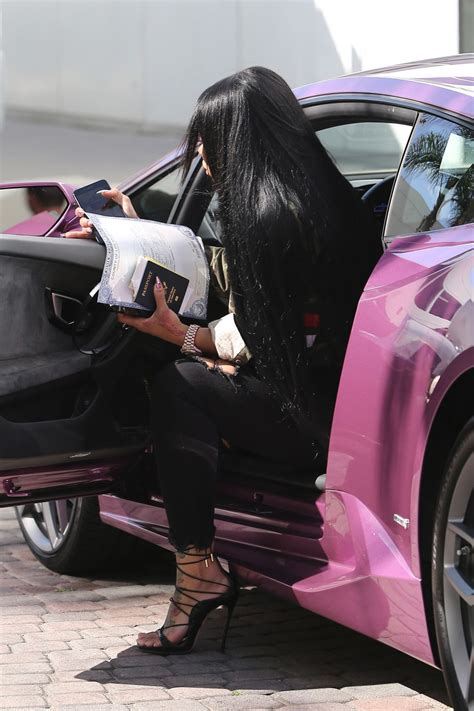 Los Angeles Social Security Office by Blac Chyna Arrives At A Social Security Office In Los