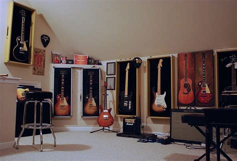 Guitar Room Ideas by Room