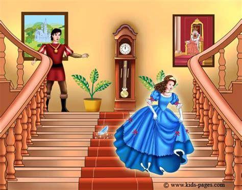Kids Pages   Cinderella 2