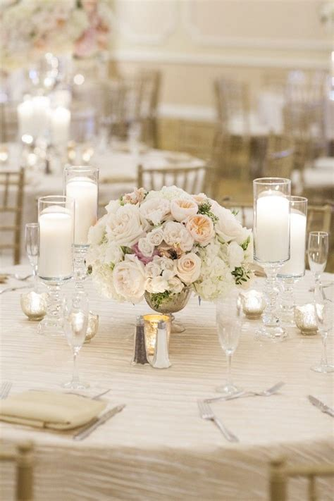 Table Setting For Wedding by 25 Best Ideas About Centerpieces On