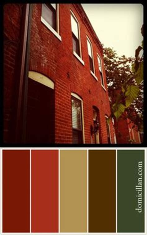 what compliments red 1000 images about colors the compliment red brick