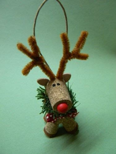 Handmade Reindeer - pin by shelley abernathy on crafts