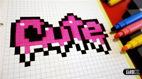 C Drawing Pixels by Handmade Pixel How To Draw Graffiti Pixelart