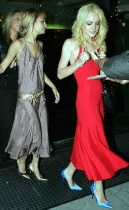 Richie And Lindsay Lohan by Richie Lindsay Lohan