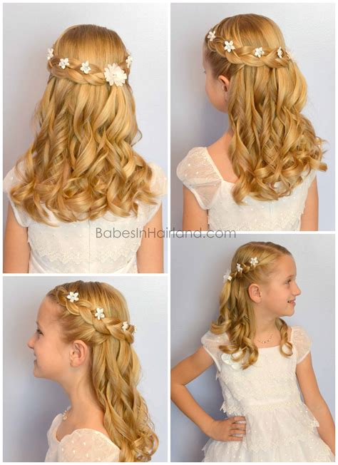 how to wear your hair for baptism with curly hair mormon hairstyles newhairstylesformen2014 com