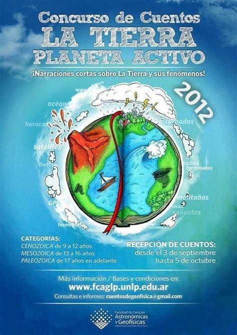 Concurso De Cuentos La Tierra Planeta Activo