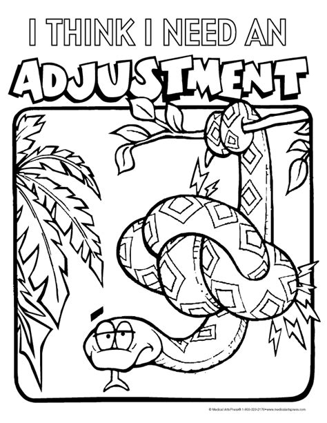 Chiropractic Coloring Pages chiropractic coloring chiro