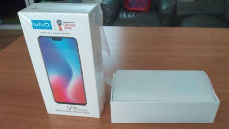 Vivo V9 64gb 4gb Free Gift 4g Lte Garansi Resmi Indonesia 1 vivo v9 price retail box specifications leaked ahead of
