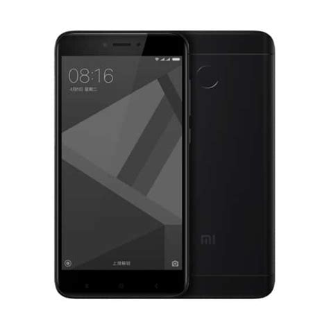Slim Black Matte Xiaomi Redmi Note 4x 4a 4x Snapdragon Softcase new xiaomi redmi 4x variant announced 4gb of ram in tow