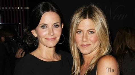 Drama For Jen Aniston Without Brangelina by Courteney Cox Wants You To Leave Aniston Out Of