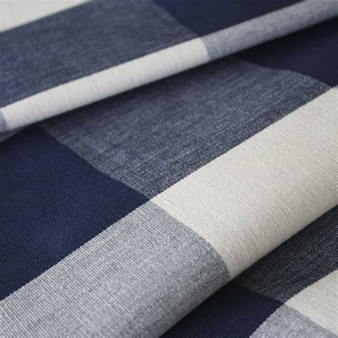 buffalo check upholstery fabric 1000 ideas about navy blue curtains on pinterest navy