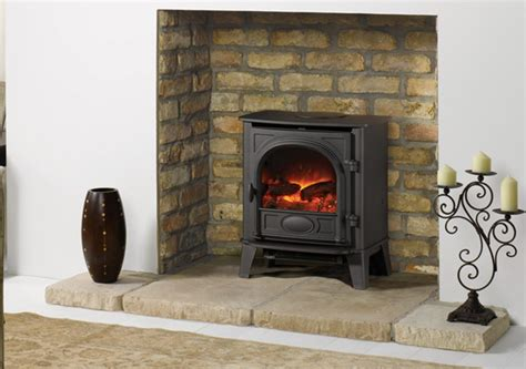 Electric Wood Stove Fireplace by Stockton Electric Stoves The Fireplace Company