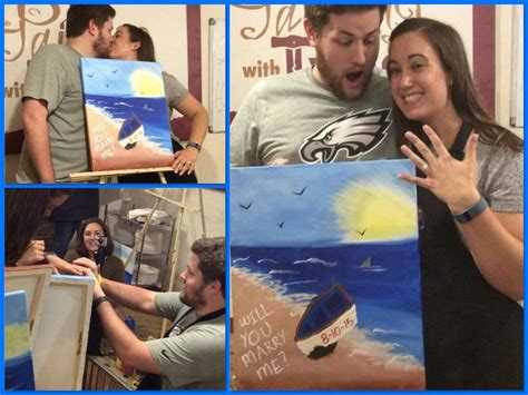 paint with a twist pa 17 best images about pwat wedding proposals on
