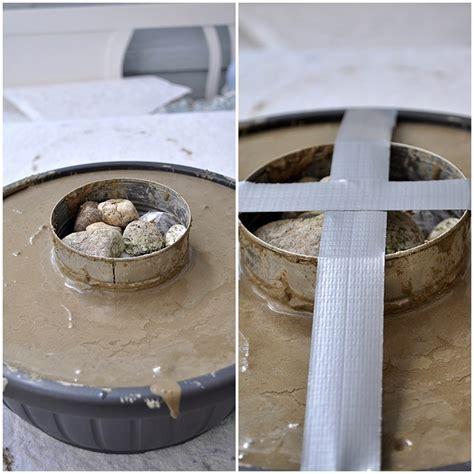 feuerstelle aus beton smillas wohngef 252 hl diy feuerschale aus beton selber giessen