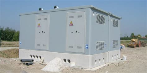 cabine elettriche prefabbricate prezzi cabine elettriche prefabbricate omologate enel a pannelli