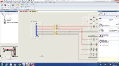 tutorial solidworks electrical 2015 solidworks electrical 2016 new properties side panel