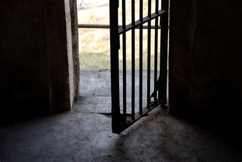 Prison Doors Open friendly opening