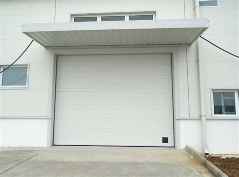 high frequency motor industrial sectional overhead doors