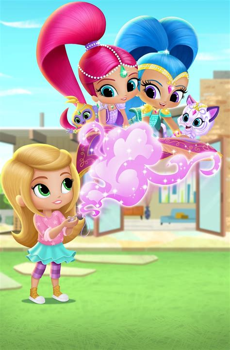 shimmer and shine l nickalive nick jr australia new zealand to premiere