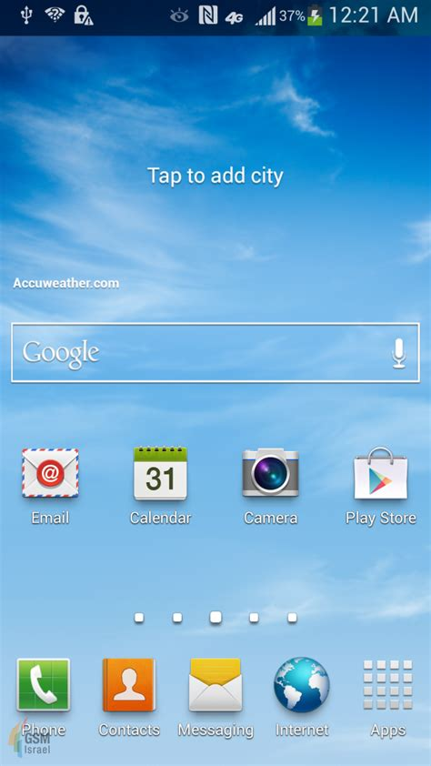 screenshot android galaxy s4 alleged u s model galaxy s4 screenshots emerge android central