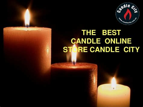 candele shop on line the best candle store candle city