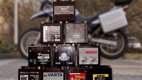 Motorradbatterie Im Auto motorradbatterien im test das ergebnis 252 berrascht n tv de