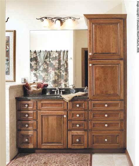 Showplace Kitchen Cabinets Showplace Cabinets Bathroom Traditional Bathroom Other Metro By Showplace Wood Products