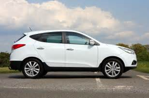 Hyundai Ix35 Hyundai Ix35 Estate Review 2010 2015 Parkers