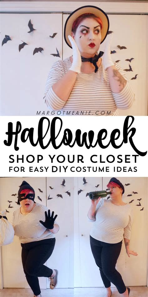 halloweek  easy diy  size costumes margot meanie