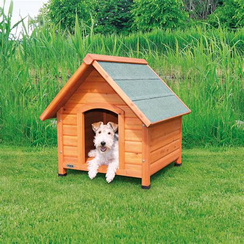trixie dog house trixie pet products log cabin dog house ebay